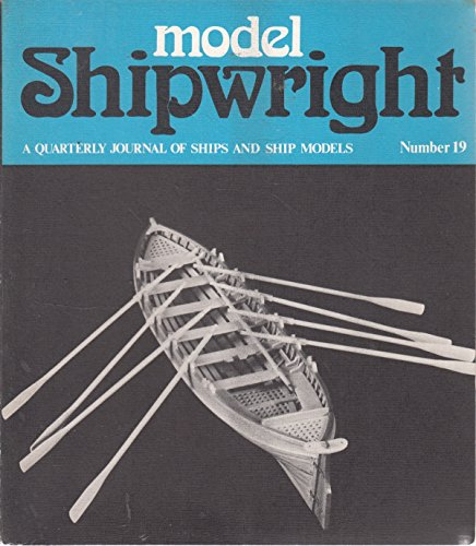 9780851771038: Model Shipwright, No. 19 (March 1977)
