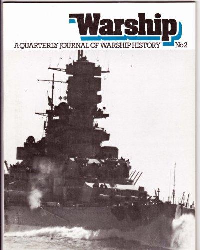 9780851771069: Warship: No. 2