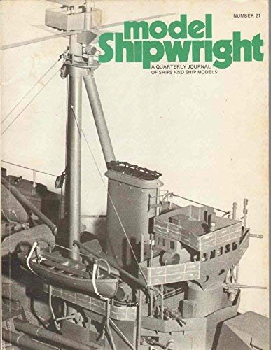 Model Shipwright Number 21