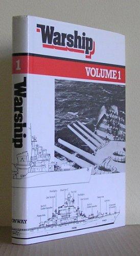 Warship Vol. I: Preston, Antony [ed.]