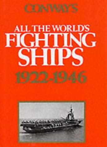 9780851771465: Conways All the Worlds Fighting Ships 1922-1946