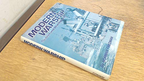9780851771472: Modern Warship Design and Development