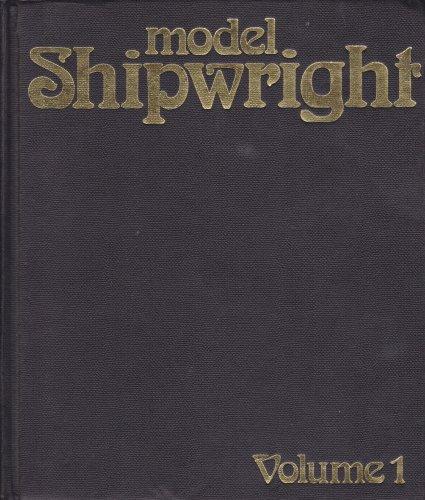 9780851771533: Model Shipwright (Volume 1)