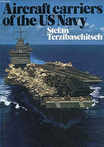 9780851771595: Aircraft Carriers of the US Navy