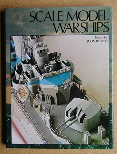 9780851771700: Scale Model Warships