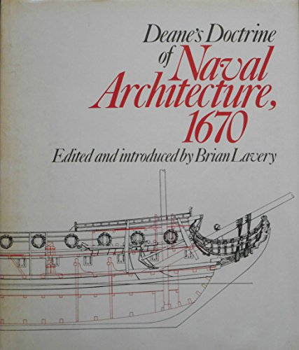 9780851771809: Deane's Doctrine of Naval Architecture, 1670