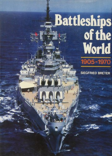 9780851771816: Battleships of the World, 1905-70