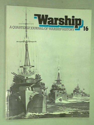 WARSHIP. (A Quarterly Journal of Warship history) (Volume # 14).: ROBERTS, John (editor)