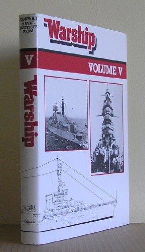 9780851772448: Warship: v. 5