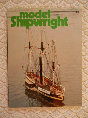 9780851772639: MODEL SHIPWRIGHT