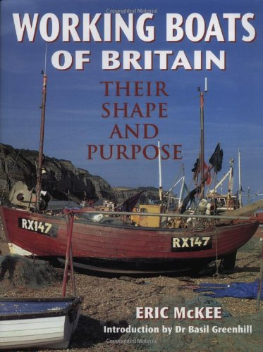 9780851772776: Working Boats of Britain