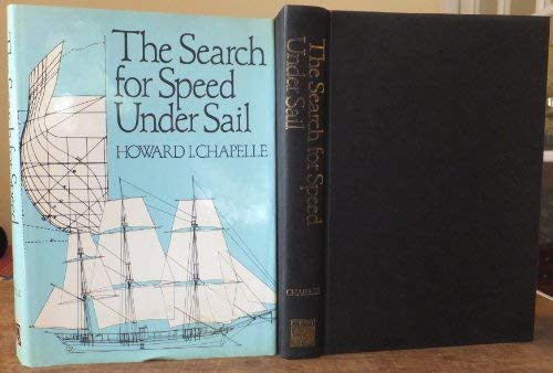 9780851772806: Search for Speed Under Sail, 1700-1855