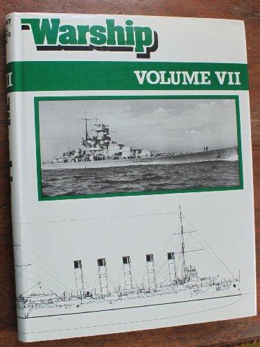 WARSHIP VOLUME VII: John Roberts (Editor)