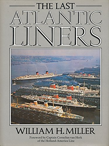 9780851773209: The Last Atlantic Liners