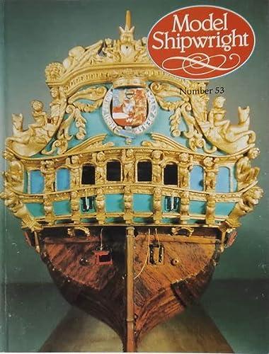 Model Shipwright Number 53 , September 1985: Bowen , John