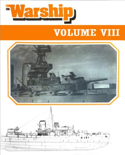 Warship: v. 8