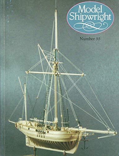 Model Shipwright No. 55, March 1986
