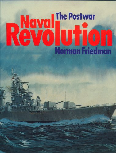 9780851774145: Postwar Naval Revolution