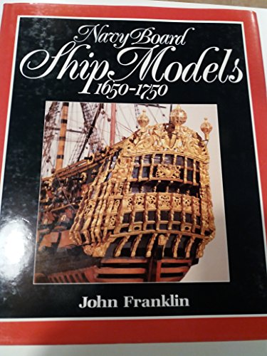 9780851774541: Navy Board Ship Models (Conway's ship modelling)