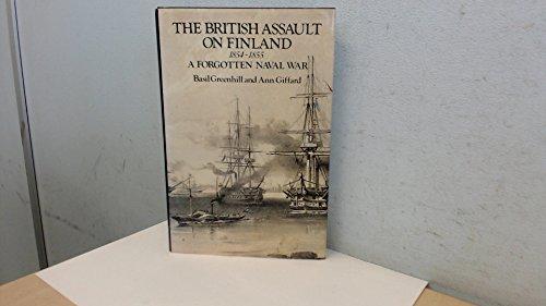 9780851774701: British Assault on Finland, 1854-55: A Forgotten Naval War
