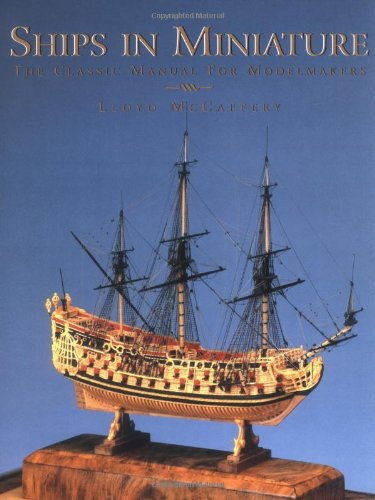 Ships in Miniature: Lloyd McCaffery