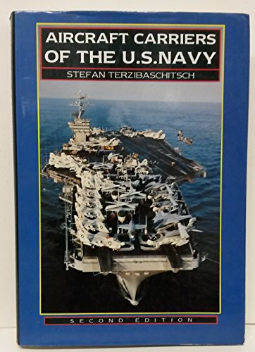 9780851775159: Aircraft Carriers of the US Navy