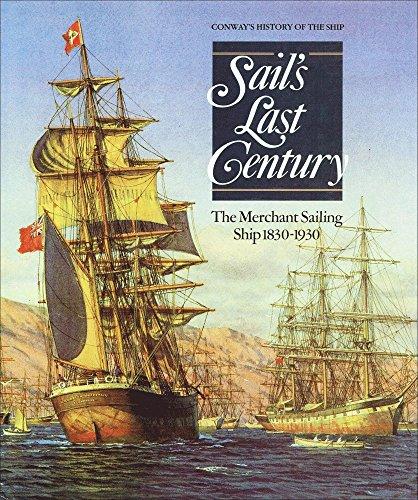 9780851775654: SAIL: Merchant Sailing Ship, 1830-1930 (Conway's History of the Ship)