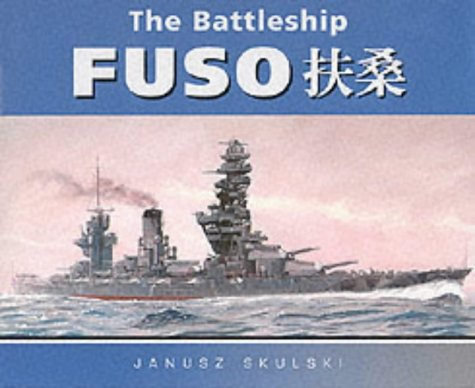 9780851776651: The Battleship Fuso (Anatomy of the Ship)