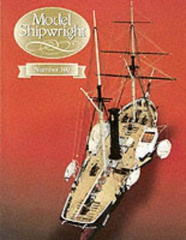 9780851777269: Model Shipwright