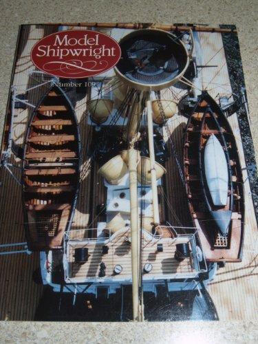9780851777801: MODEL SHIPWRIGHT 109