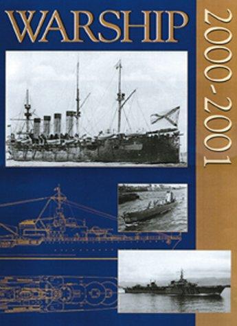 9780851777917: Warship 2000-2001