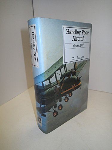 9780851778037: Handley Page Aircraft Since 1907