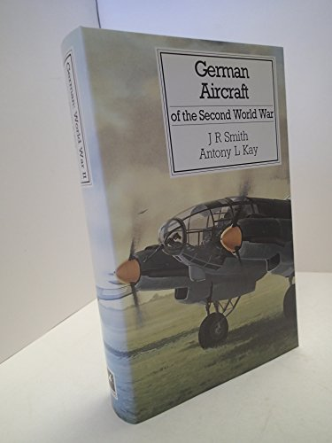 9780851778365: German Aircraft of the Second World War (Putnam's German aircraft)
