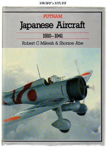 9780851778402: Japanese Aircraft 1941 (Putnam's Japanese aircraft)