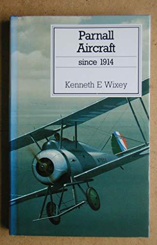 9780851778419: Parnall Aircraft Since 1914 (Putnam's British aircraft)