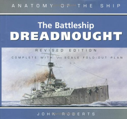9780851778952: The Battleship Dreadnought (Anatomy of the Ship)