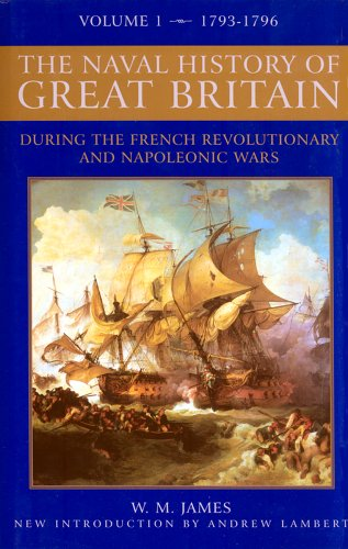 9780851779072: The Naval History of Great Britain : From the Declaration of War by France in 1793 to the Accession of George IV (v. 3)
