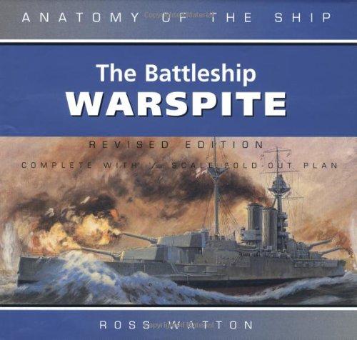 9780851779218: Battleship Warspite (Anatomy of the Ship)