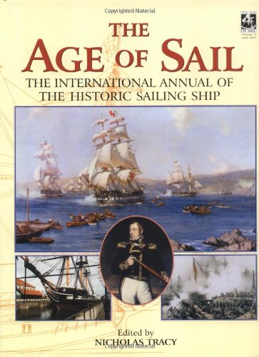 9780851779256: The Age of Sail Annual: The International Annual of the Historic Sailing Ship (v. 1)