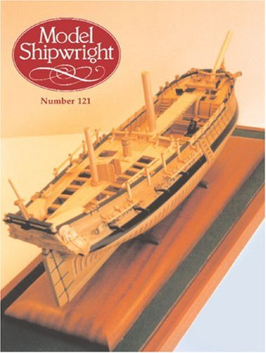 9780851779287: MODEL SHIPWRIGHT 121: No.121
