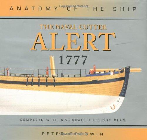 9780851779683: The Naval Cutter Alert 1777