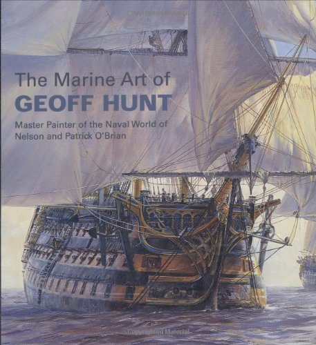The Marine Art of Geoff Hunt (0851779719) by Geoff Hunt