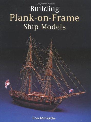 9780851779911: Building Plank on Frame Ship Models