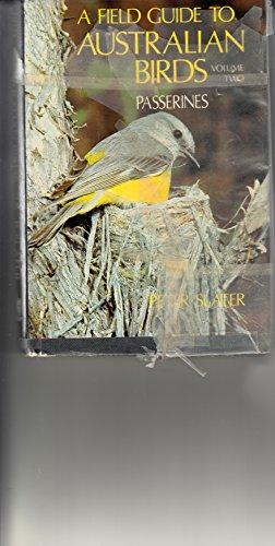 9780851791029: A Field Guide to Australian Birds