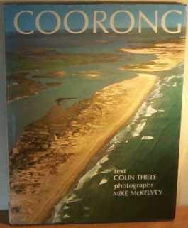 9780851793221: COORONG [Hardcover] by THIELE, COLIN with photography by MCKELVEY, MIKE and d...
