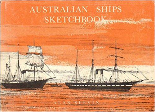 9780851794211: Australian Ships Sketchbook (The Sketchbook series)