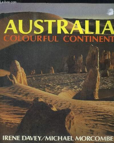 Australia, colourful continent