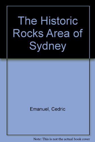 The Historic Rocks Area of Sydney.