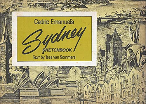 Cedric Emanuel's Sydney sketchbook (The Sketchbook series) (0851798543) by Emanuel, Cedric