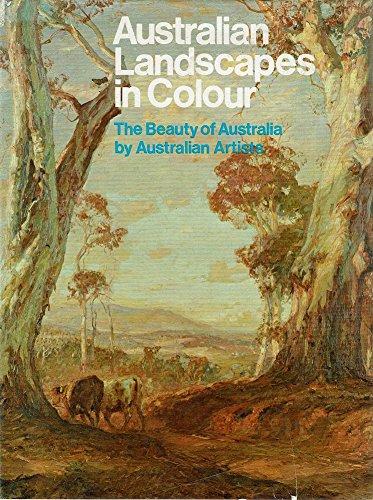 9780851799735: Australian landscapes in colour